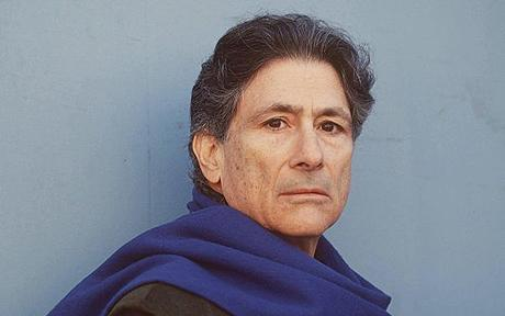 EDWARD W SAID, PARIS, FRANCE - NOV 1996...Mandatory Credit: Photo by Sipa Press / Rex Features ( 408195b ) EDWARD W SAID EDWARD W SAID, PARIS, FRANCE - NOV 1996